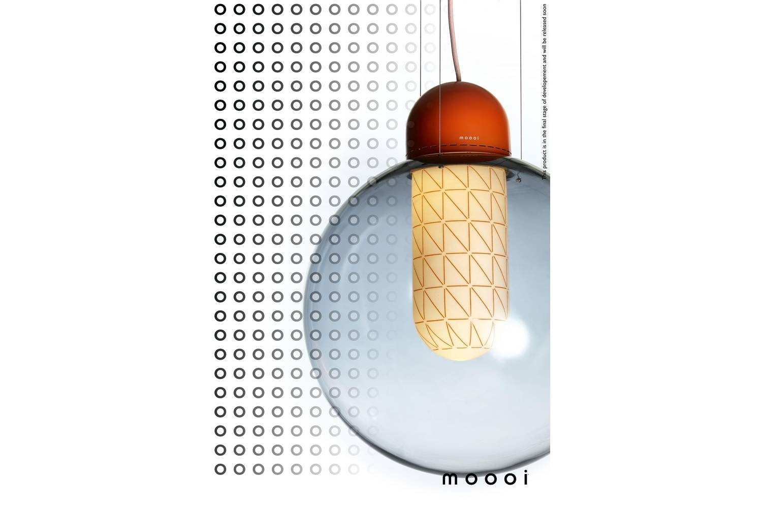 Colour Globe Suspension Lamp by Scholten & Baijings for Moooi
