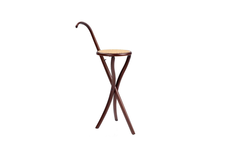 Stocksessel walking stick by gebruder thonet vienna for for Walking chair design studio vienna