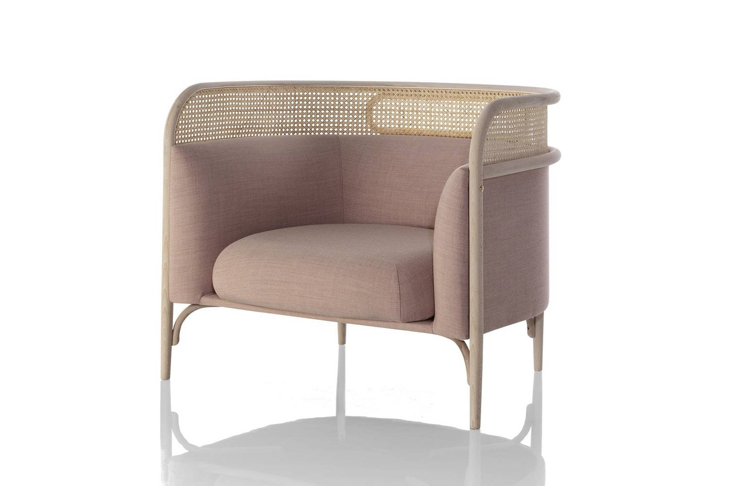 Targa Lounge Armchair by GamFratesi for Wiener GTV Design