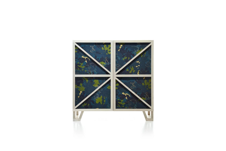 Tudor Low Cupboard by Kiki van Eijk & Joost van Bleiswijk for Moooi