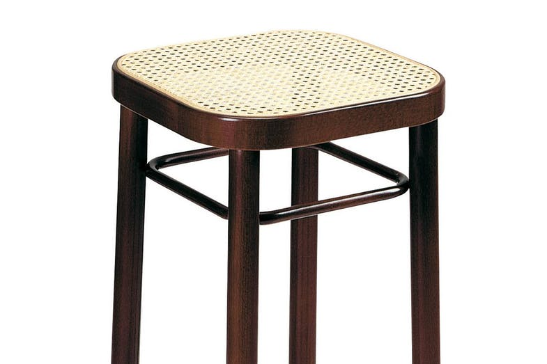 Vienna 144 barhocker stool by gebruder thonet vienna for for Thonet barhocker