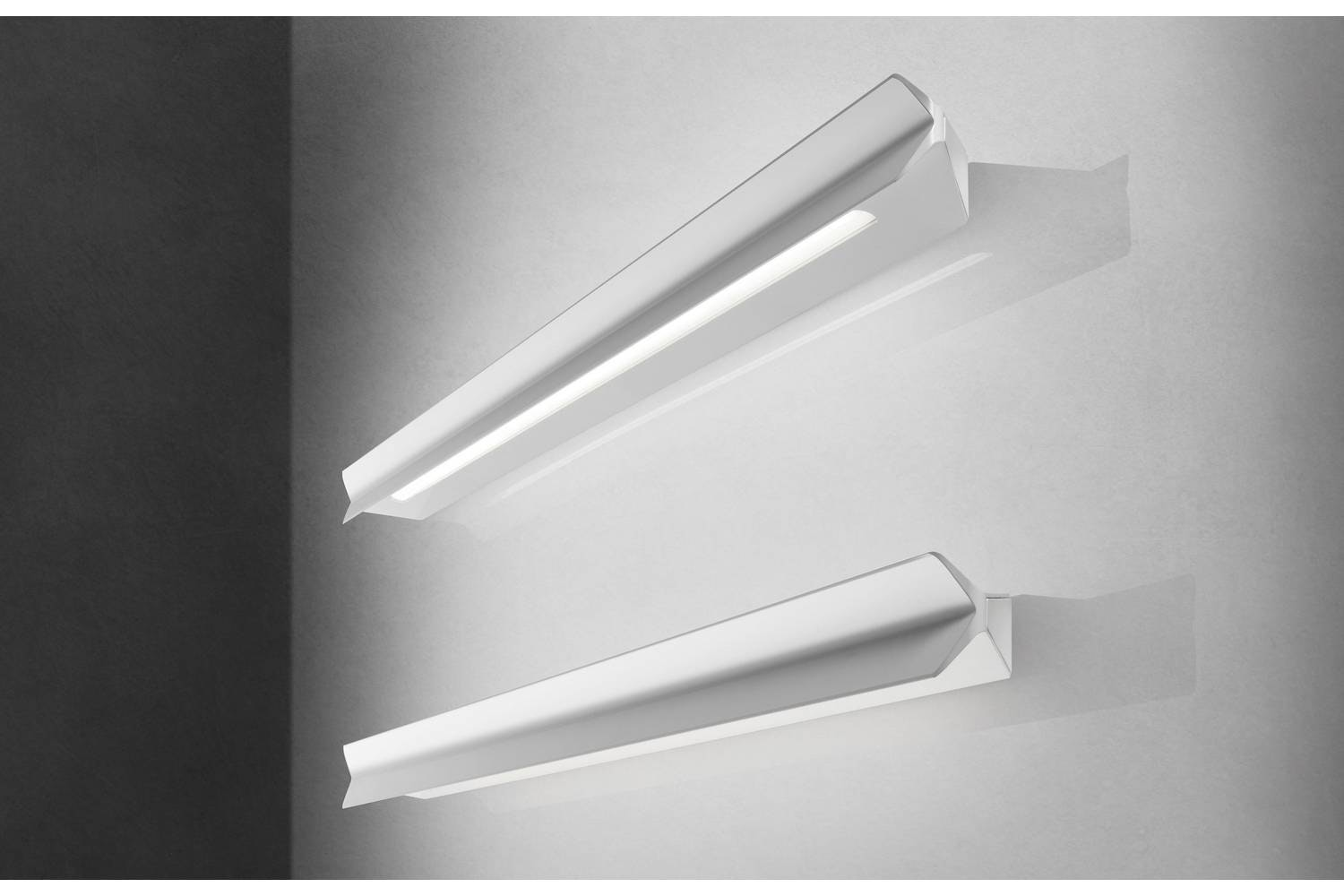 Falena Ceiling/Wall Lamp by Lucidi & Pevere for Foscarini