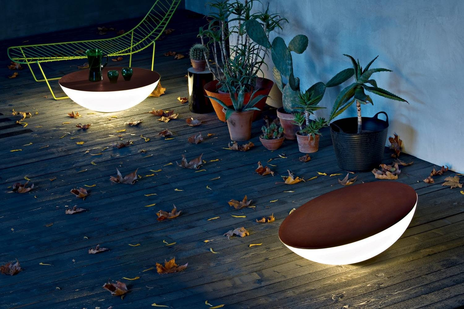 Solar Outdoor Floor Lamp by Jean-Marie Massaud for Foscarini