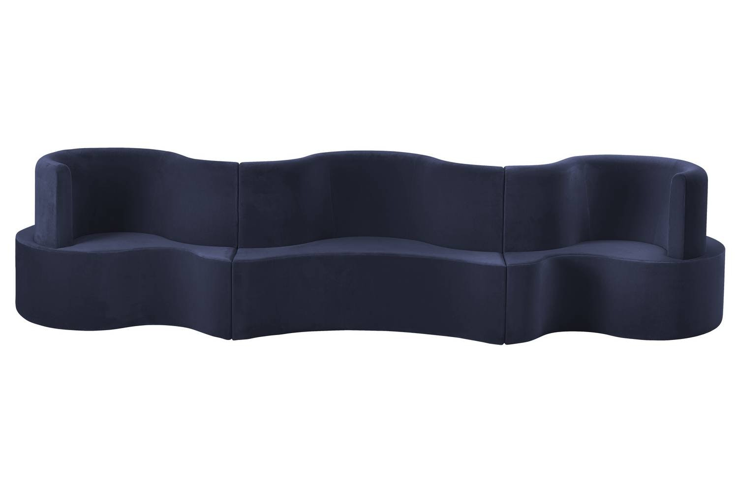Cloverleaf Sofa - Extension Unit by Verner Panton for Verpan