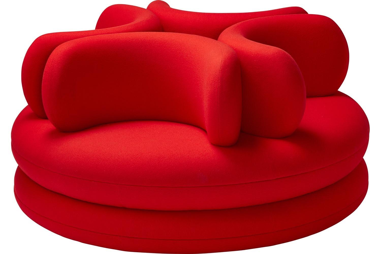 Easy Sofa by Verner Panton for Verpan
