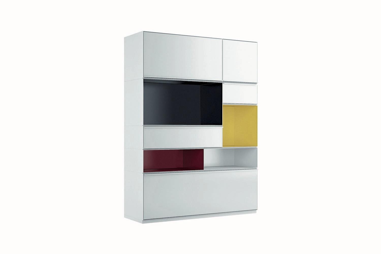 Adhoc Storage Unit by Metrica for Zanotta