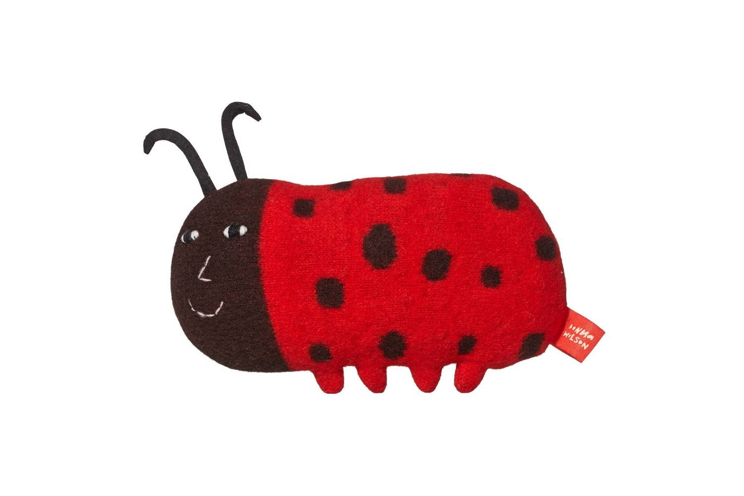 Larry Ladybird by Donna Wilson