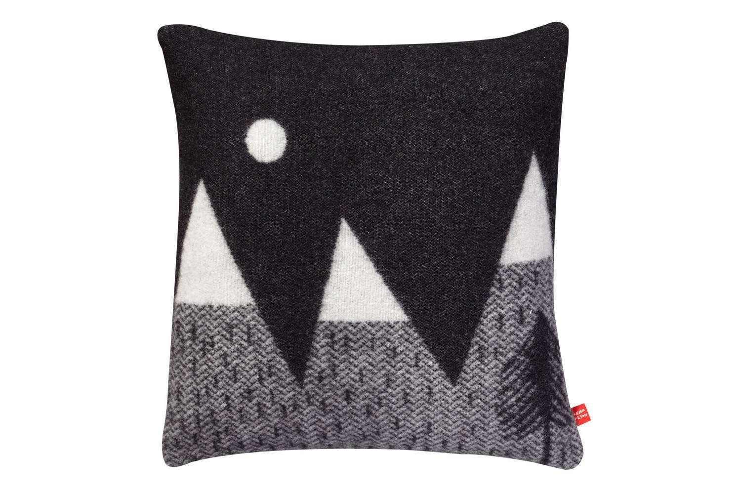 Mountain Moon Woven Cushion by Donna Wilson