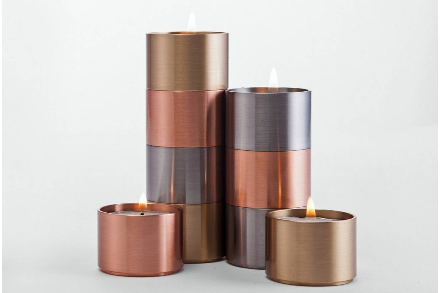 Trepas Candleholder by Peter Karpf for Architectmade