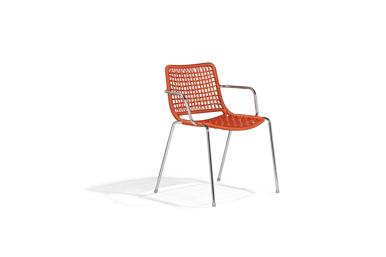 Egao Chair by Toan Nguyen for Accademia