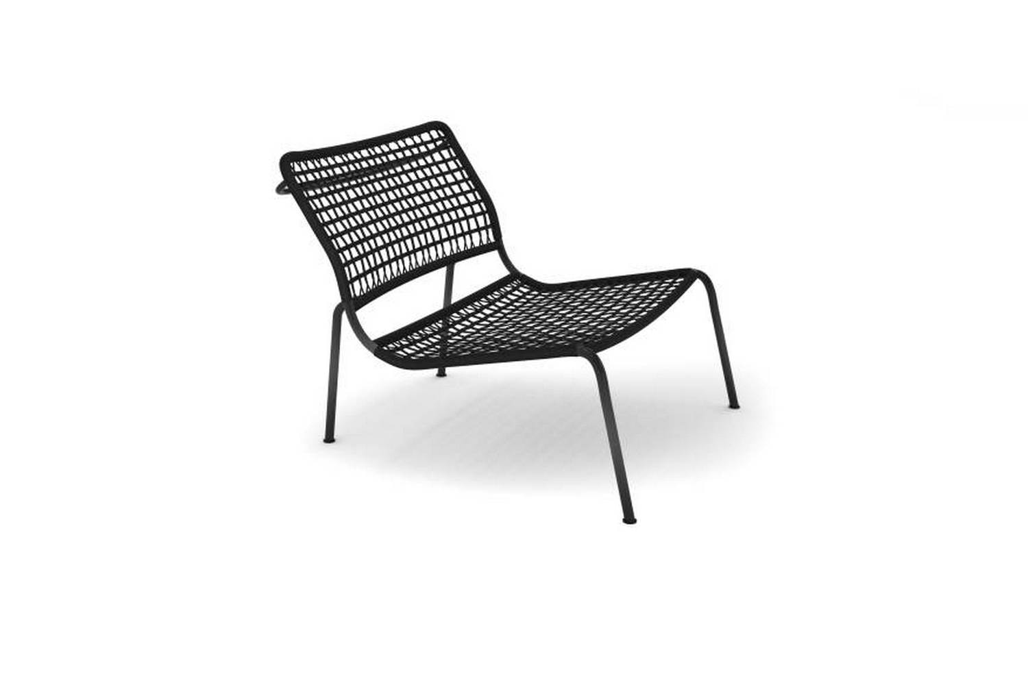 Carbon Frog Armchair by Piero Lissoni for Living Divani