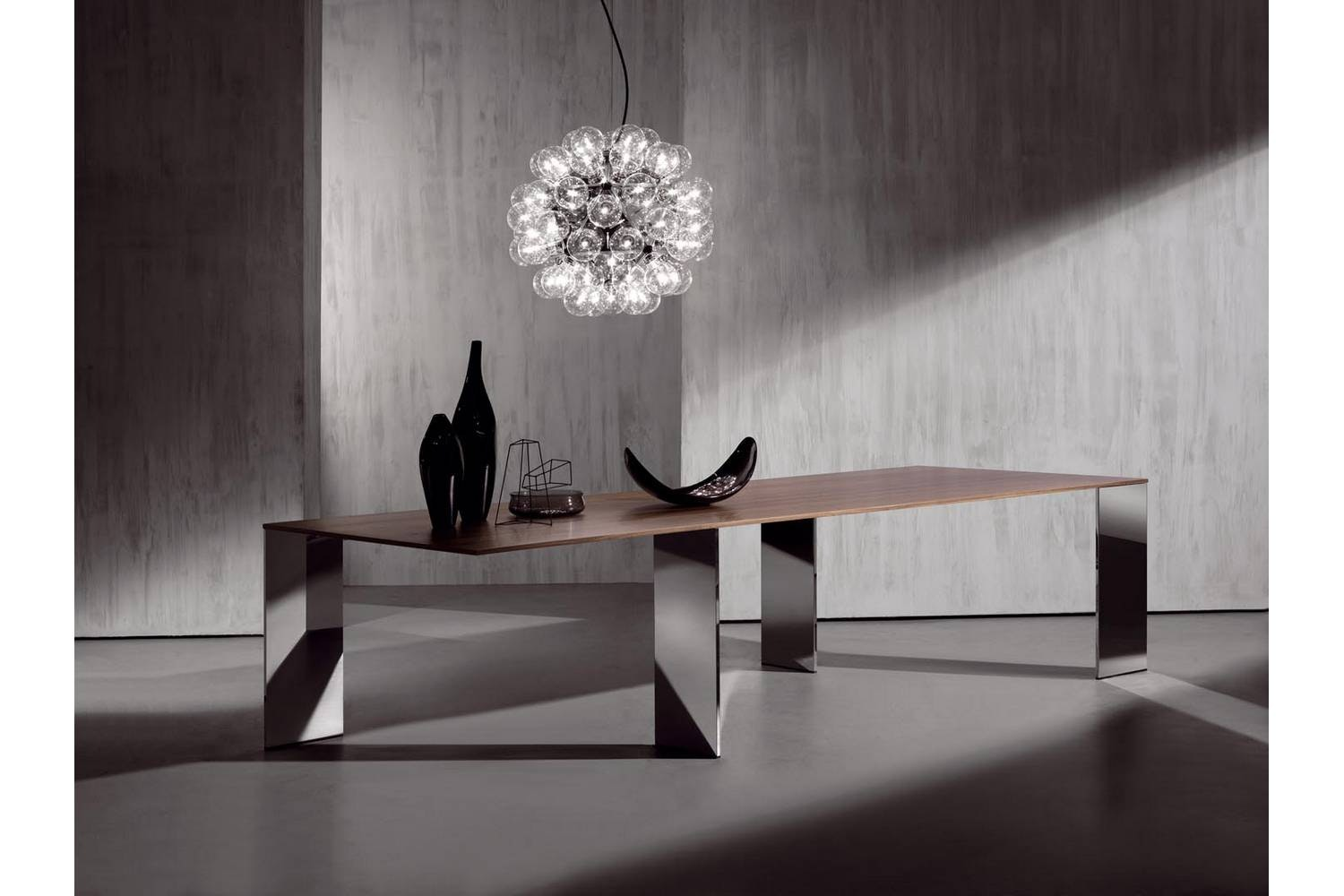 Axis Table by Gabriele & Oscar Buratti for Acerbis