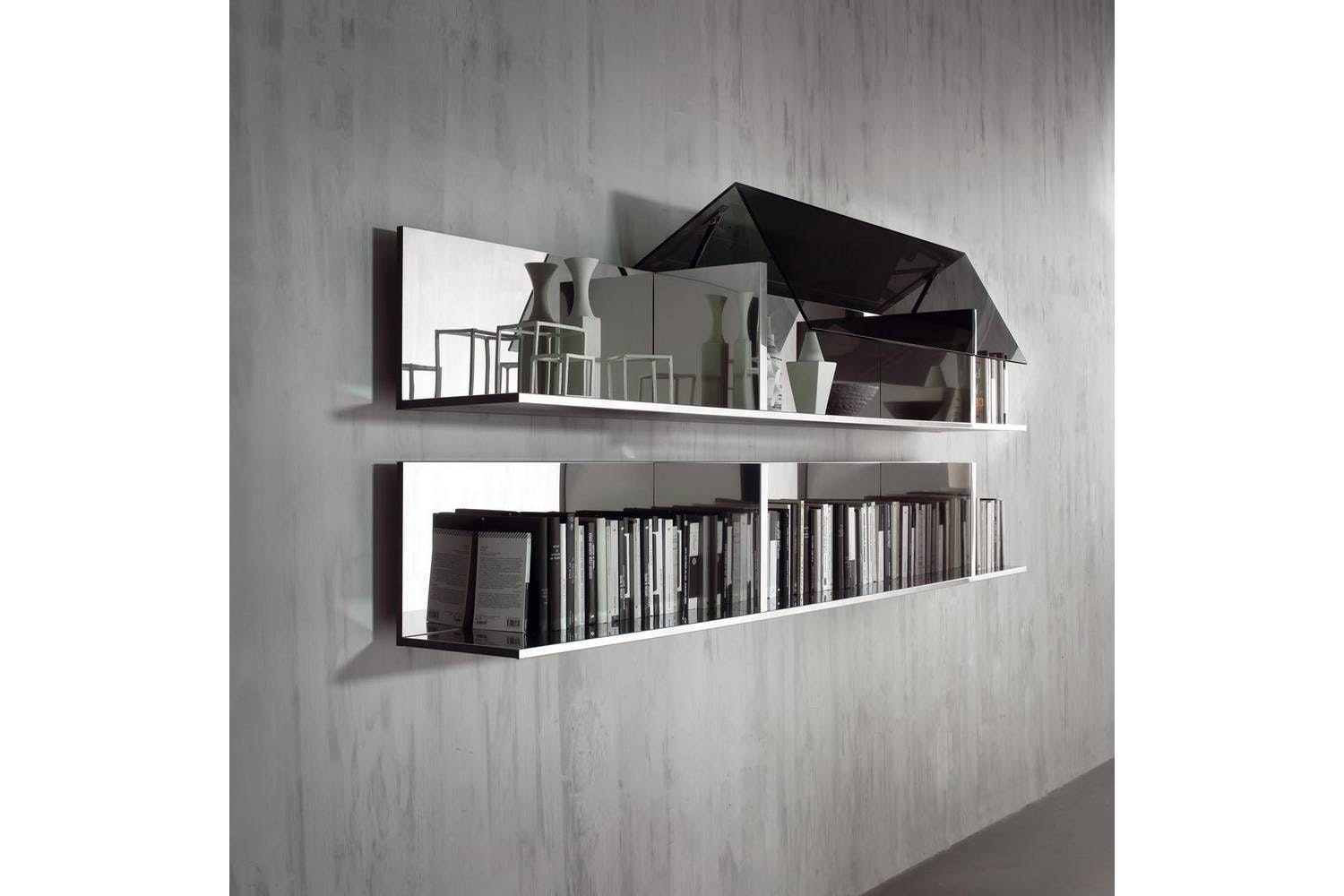 Blink Wall Mounted Storage Unit by Lodovico Acerbis for Acerbis