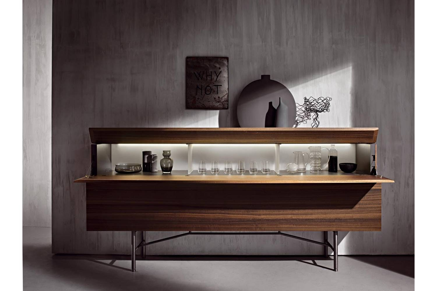 Grand Buffet Sideboard by Massimo Castagna for Acerbis