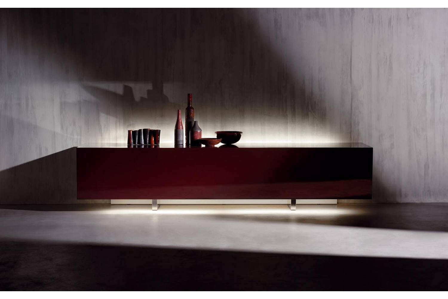 Ludwig Plus Sideboard by Lodovico Acerbis for Acerbis