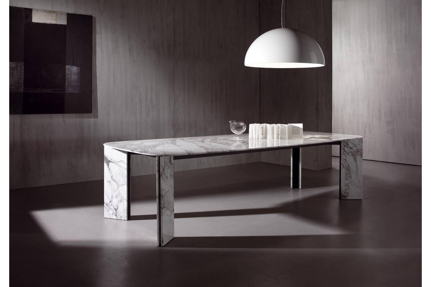 Maxwell Table by Massimo Castagna for Acerbis