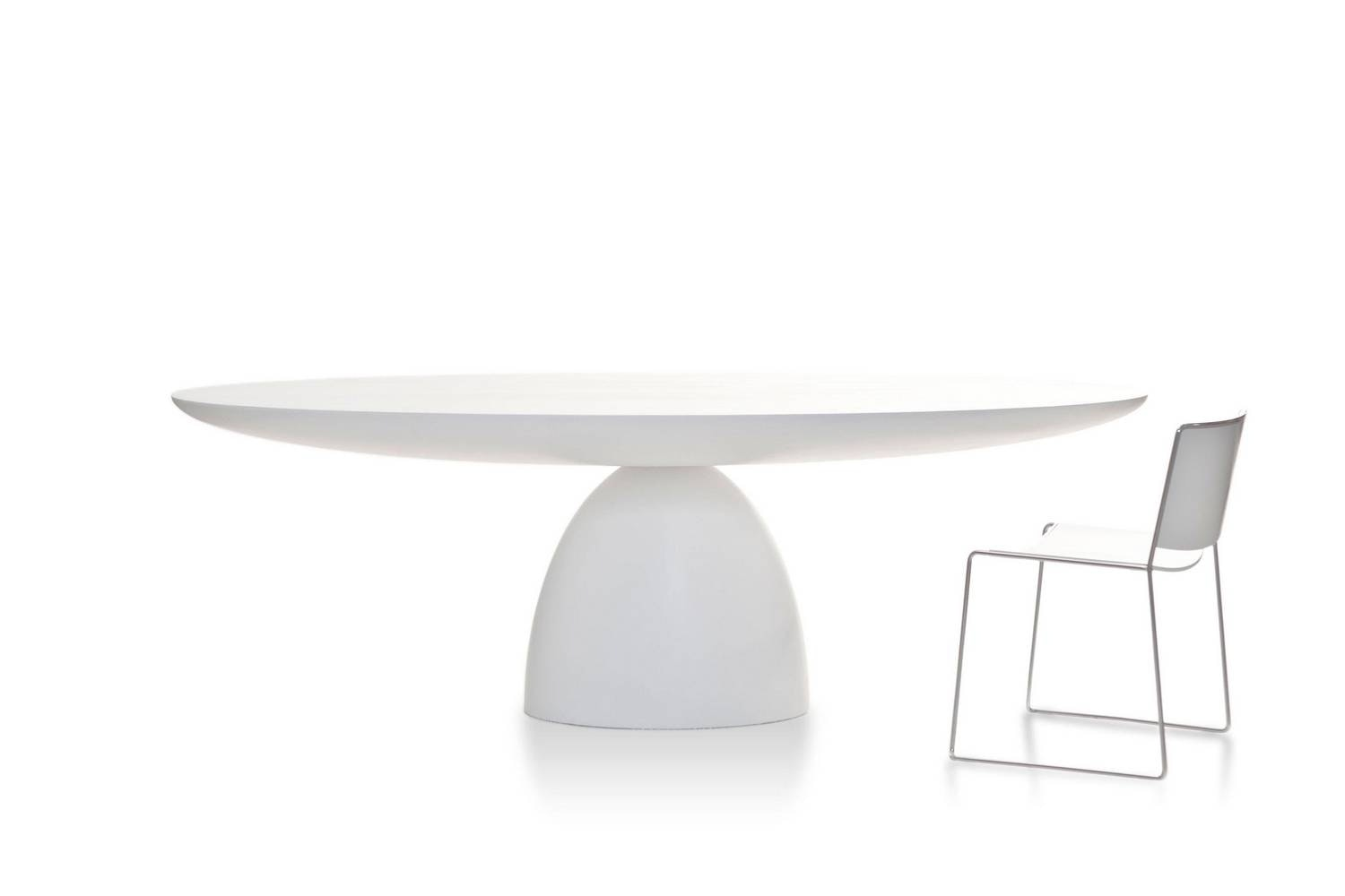 Ellipse Table by Front for Porro