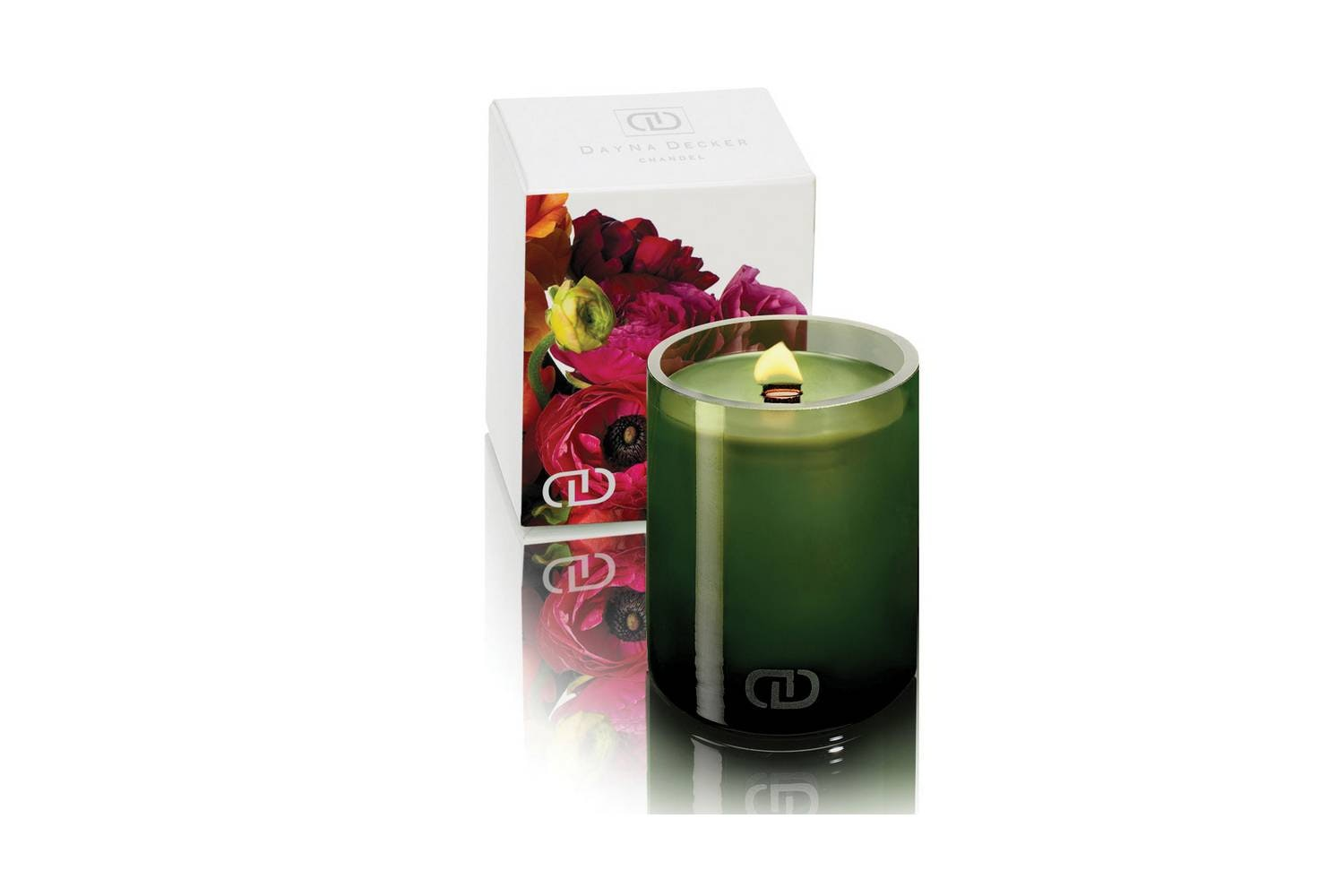 Posy Botanika Candle 6oz by DayNa Decker