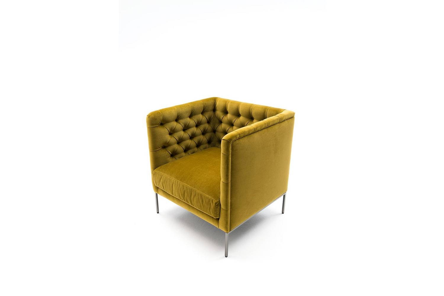 Lipp Armchair by Piero Lissoni for Living Divani