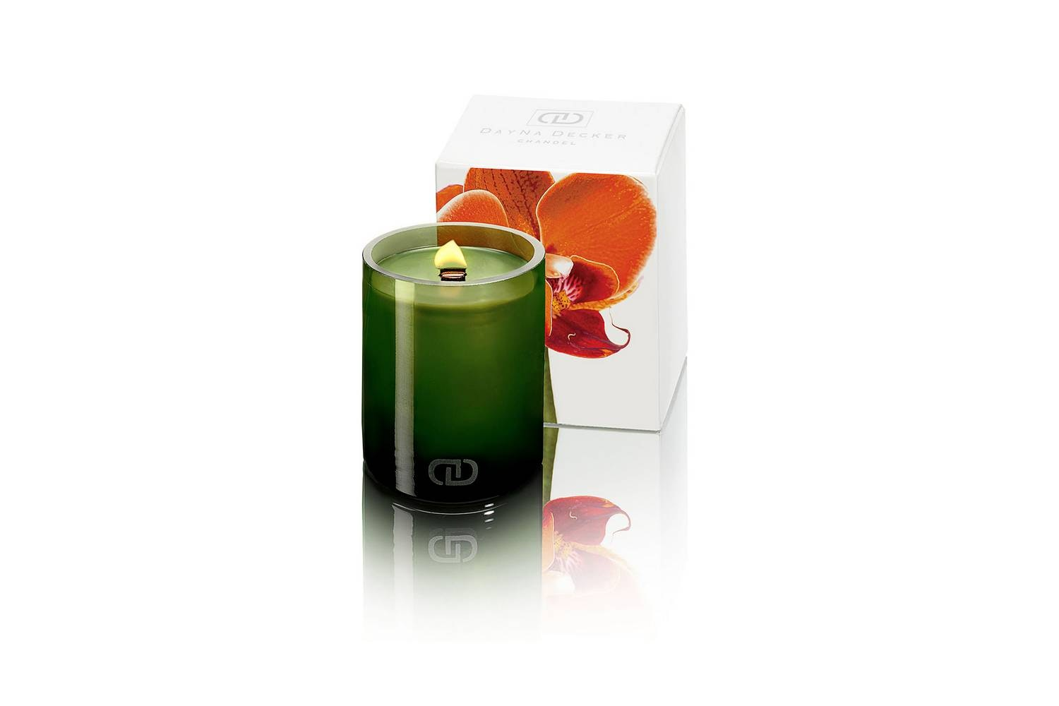 Clementine Botanika Candle 16oz by DayNa Decker