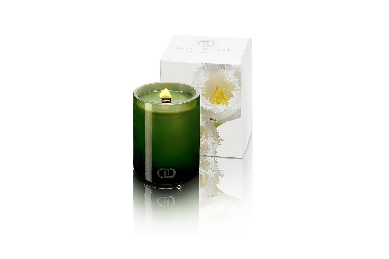 Leila Botanika Candle 16oz by DayNa Decker