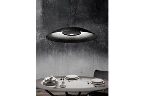 White Noise Suspension Lamp by Successful Living from DIESEL for Foscarini