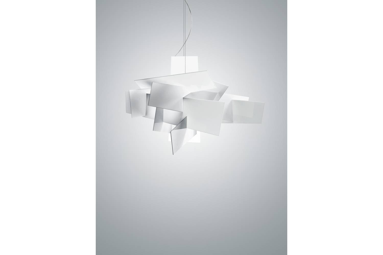 Big Bang LED Suspension Lamp by Enrico Franzolini & Vicente Garcia Jimenez for Foscarini