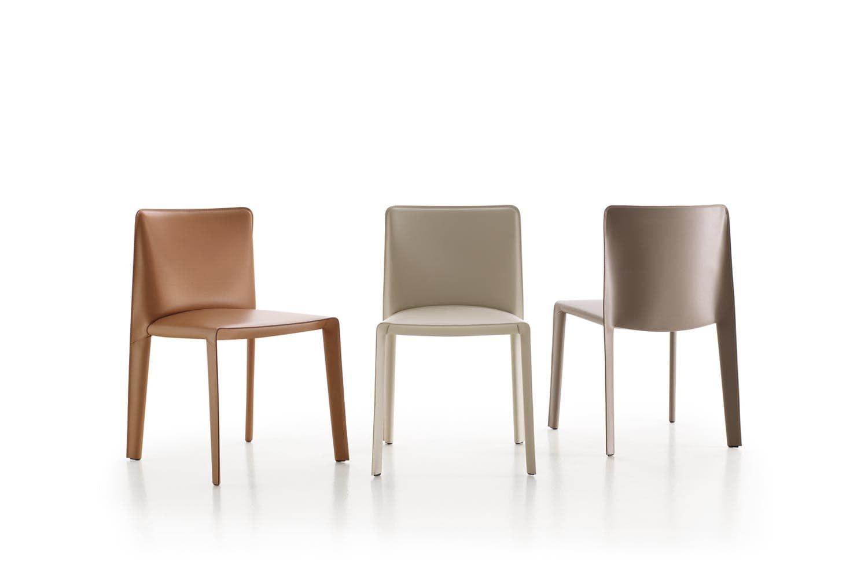 Doyl Chair by Gabriele & Oscar Buratti for B&B Italia