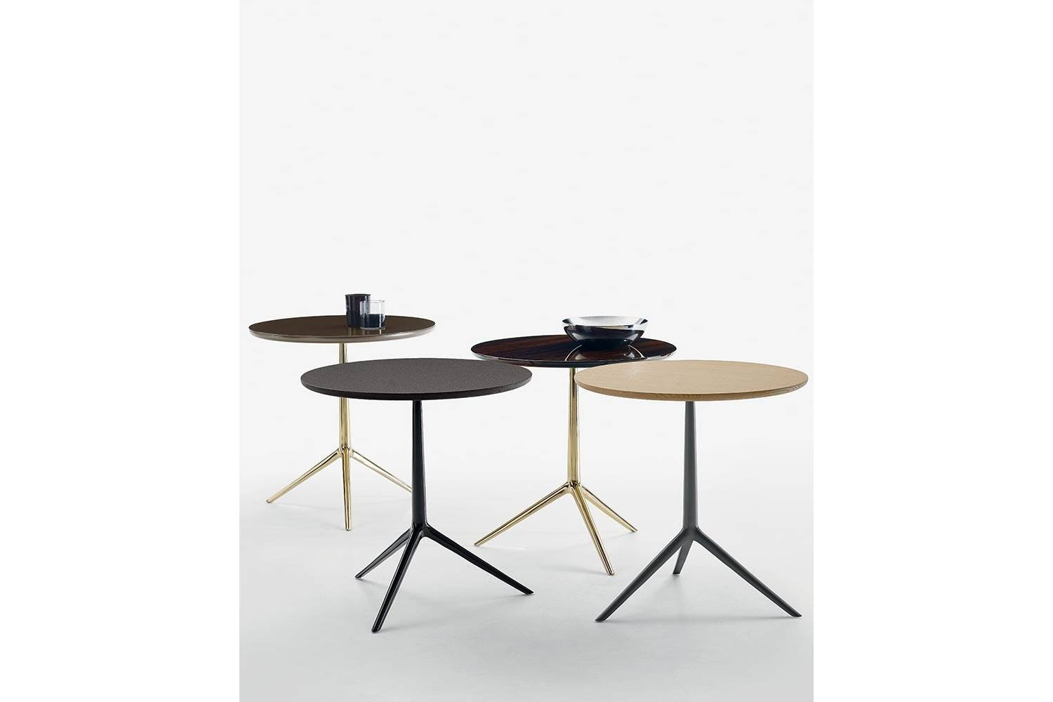 Cozy Side Table by Antonio Citterio for B&B Italia