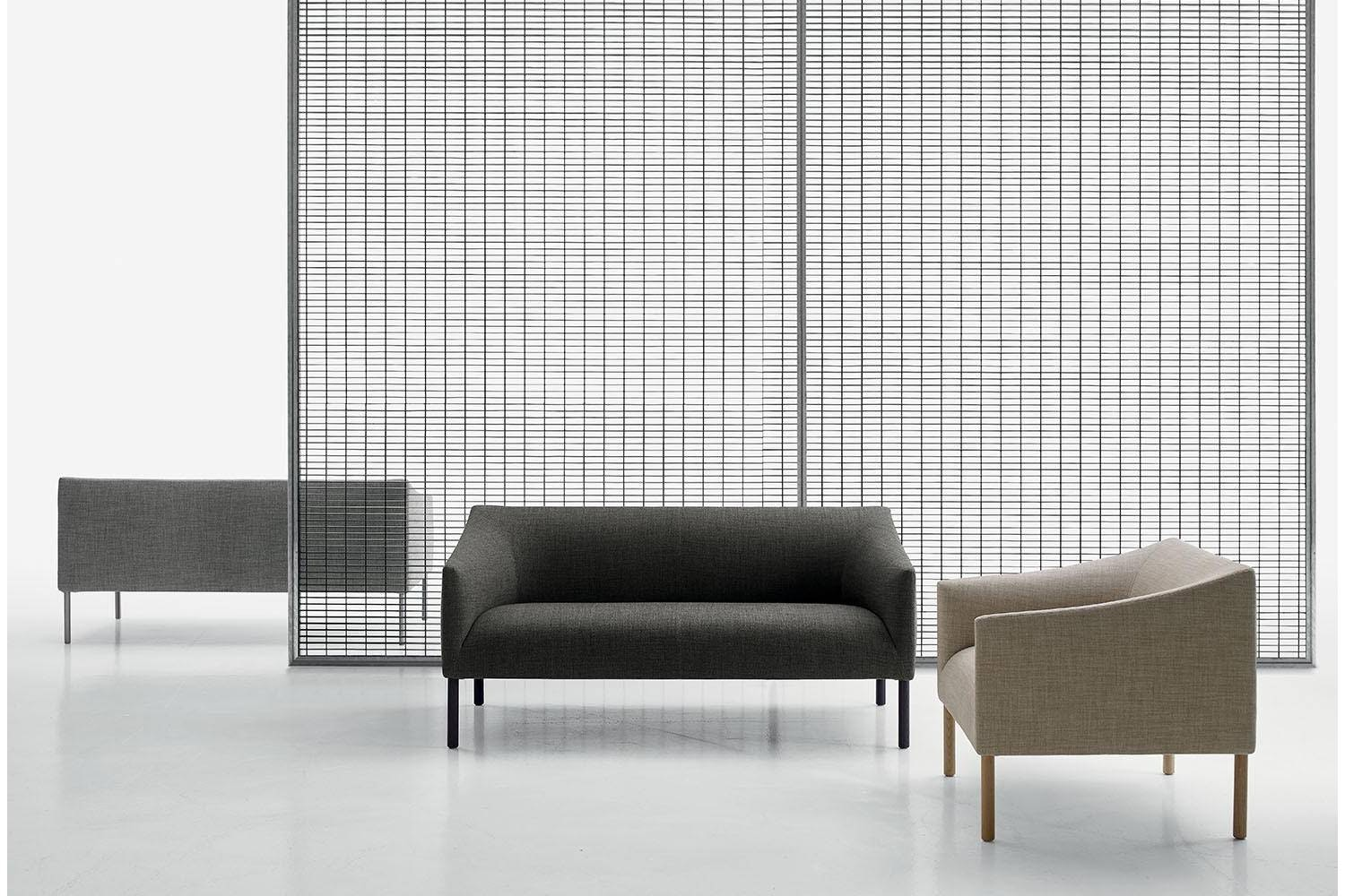 Bankside Sofa by Jasper Morrison for B&B Italia Project