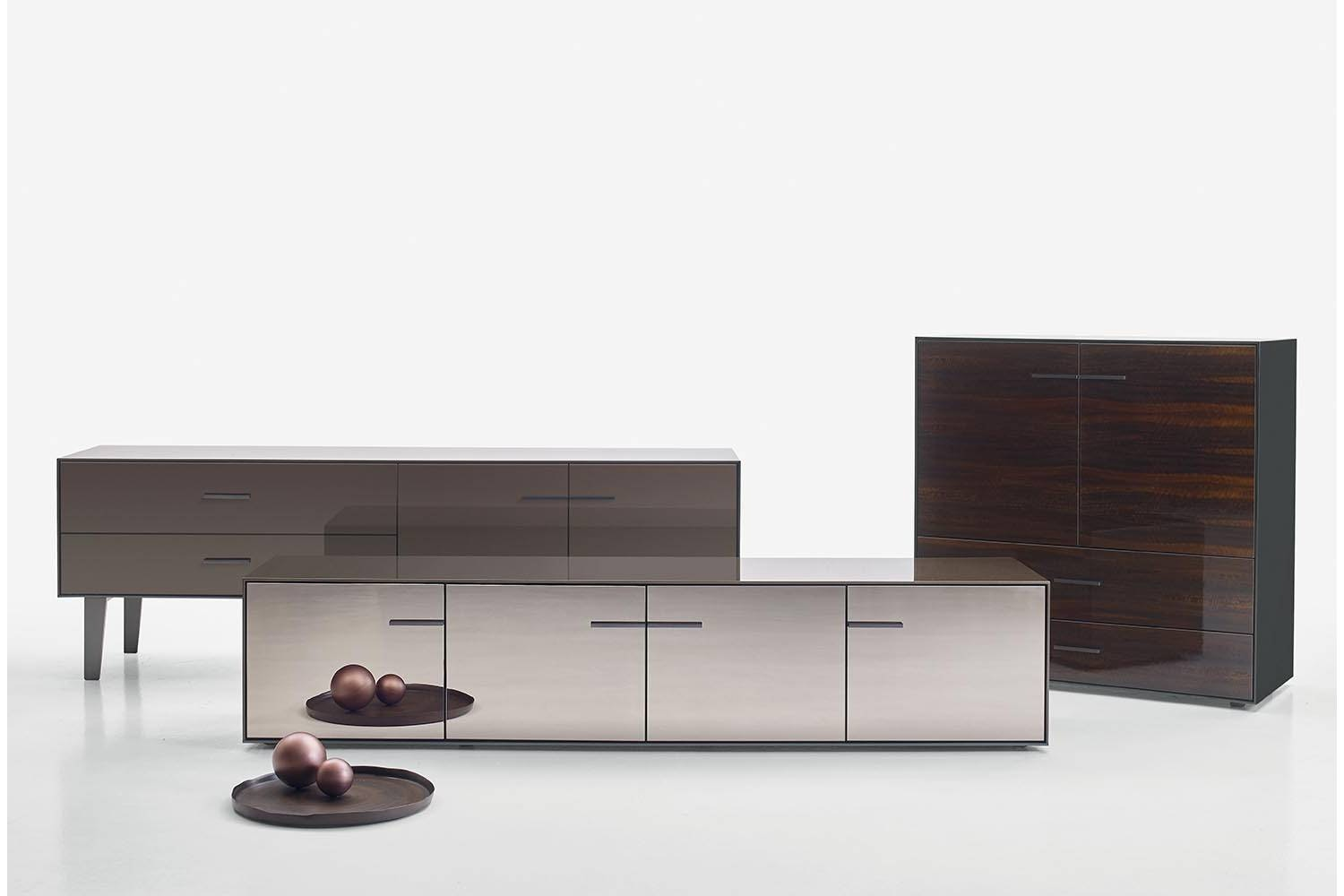 Eucalipto Storage Unit by Antonio Citterio for B&B Italia