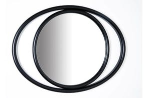 Eyeshine Small Oval Mirror