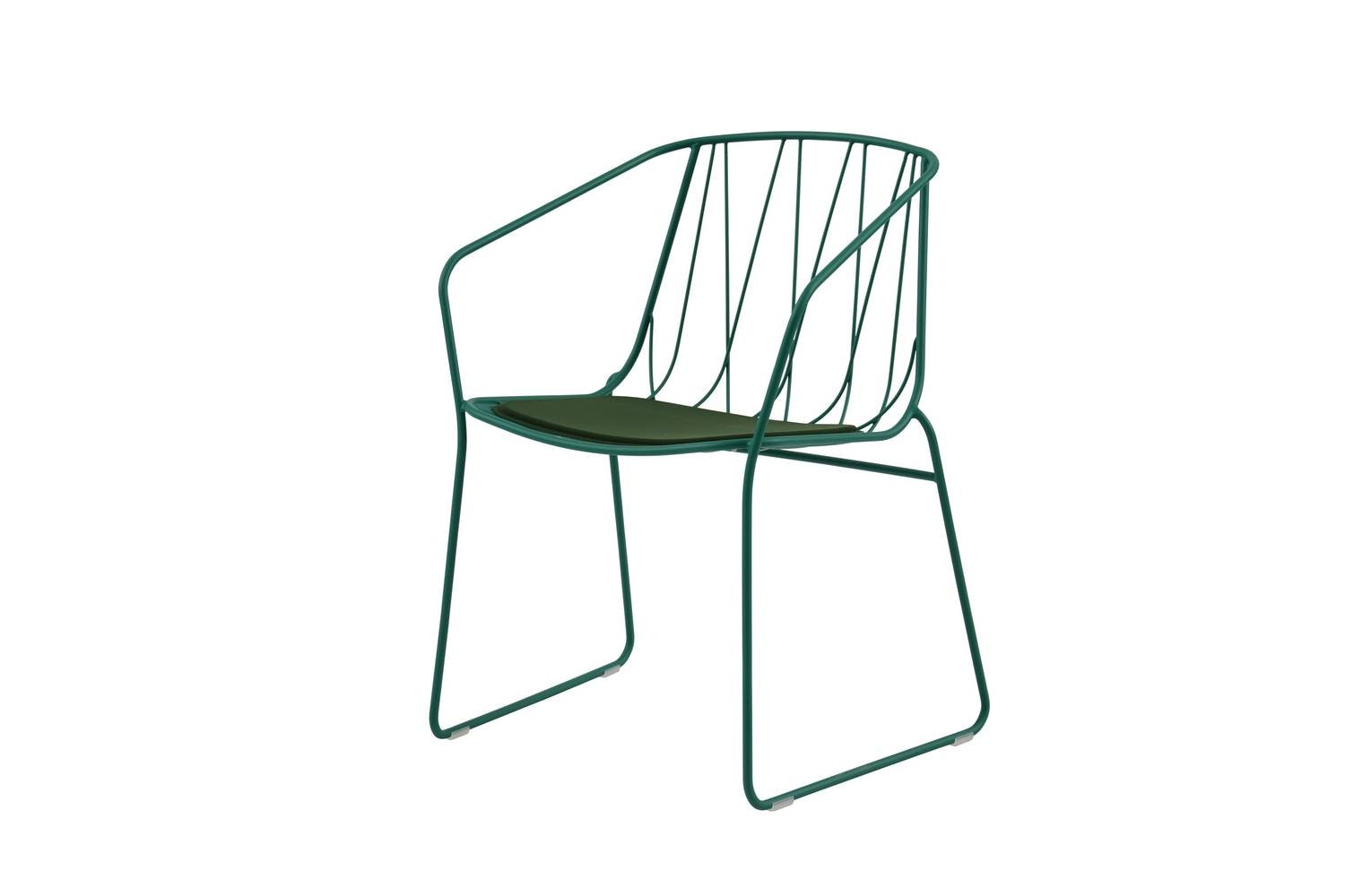 Chee Chair with Arms by Tom Fereday