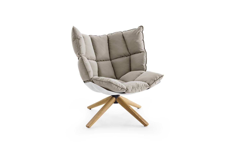 Husk Armchair by Patricia Urquiola for Bu0026B Italia  sc 1 st  Space Furniture & Husk Armchair by Patricia Urquiola for Bu0026B Italia | Space Furniture