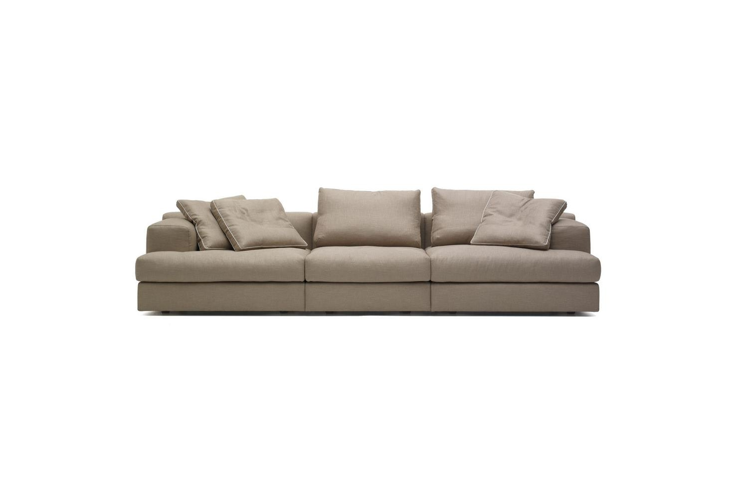 192-193 Miloe Sofa by Piero Lissoni for Cassina