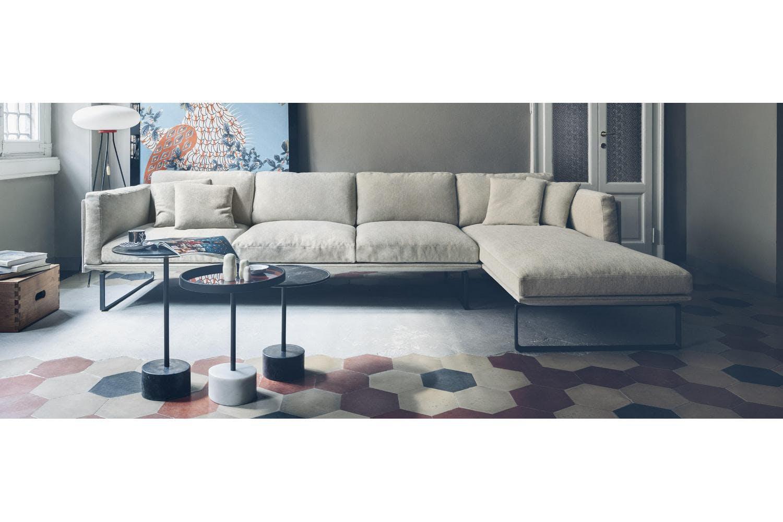 202 8 sofa by piero lissoni for cassina space furniture for Sofa 8 cassina