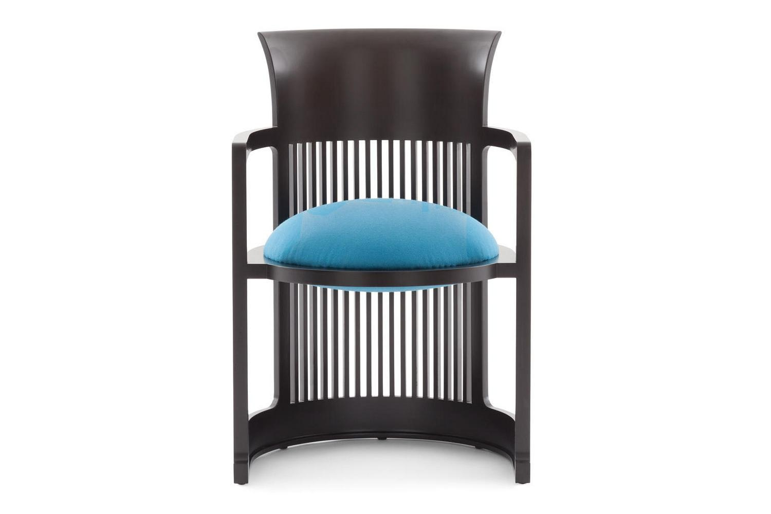606 Barrel Chair by Frank Lloyd Wright for Cassina