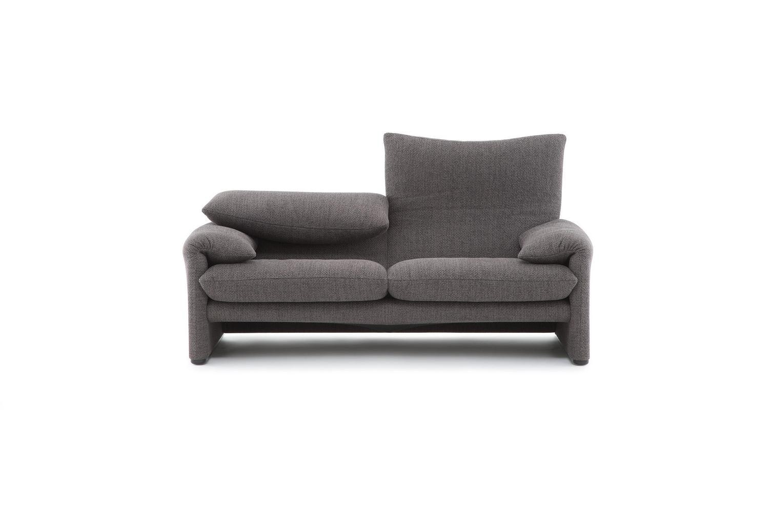 675 Maralunga Sofa by Vico Magistretti for Cassina