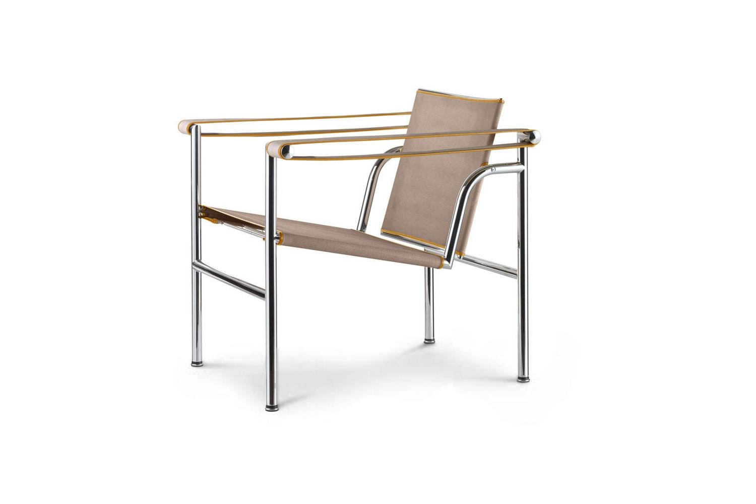LC1 UAM Armchair by Le Corbusier, Pierre Jeanneret, Charlotte Perriand for Cassina
