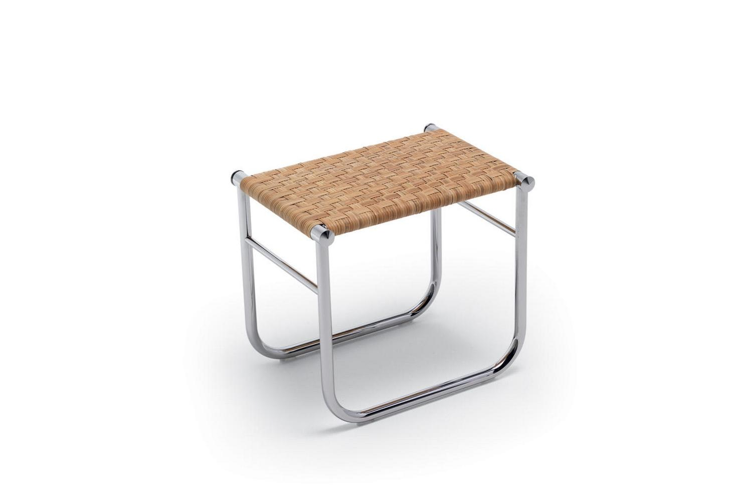 LC9 Stool by Charlotte Perriand for Cassina