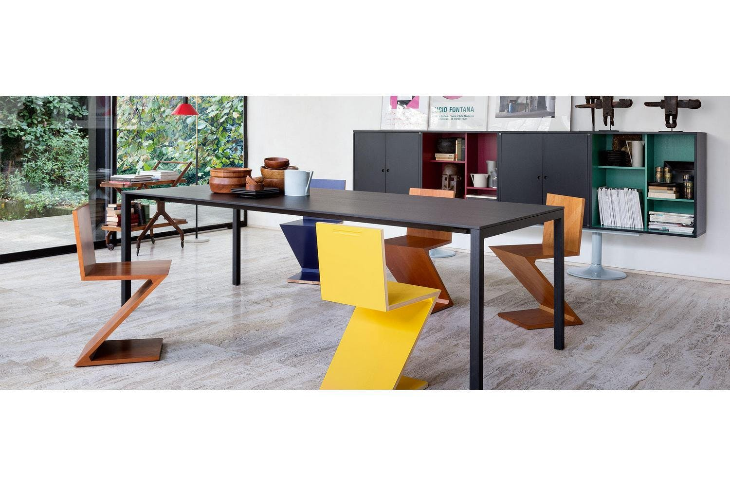 195 Naan Table By Piero Lissoni For Cassina Space Furniture