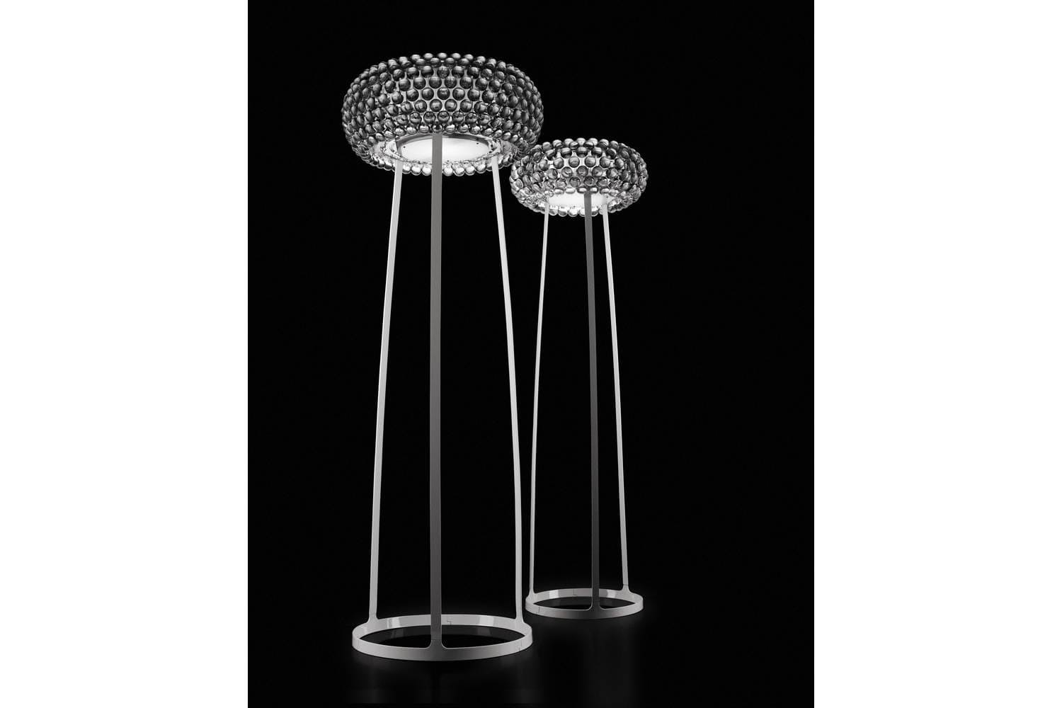 Caboche Media Floor Lamp by Patricia Urquiola & Eliana Gerotto for Foscarini
