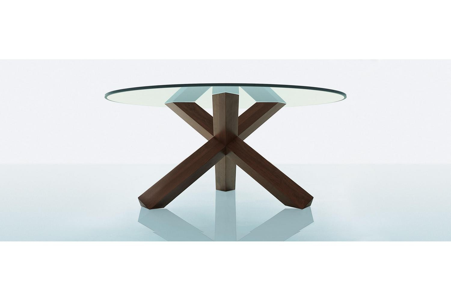 452 La Rotonda Table by Mario Bellini for Cassina