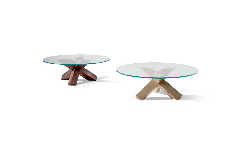 452 La Rotonda Coffee Table by Mario Bellini for Cassina