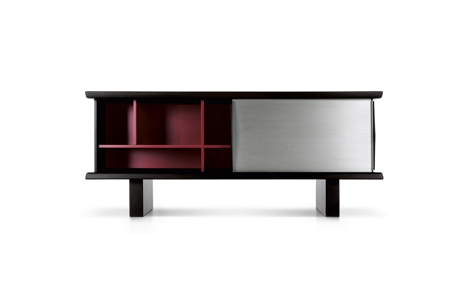 513 Riflesso Sideboard by Charlotte Perriand for Cassina