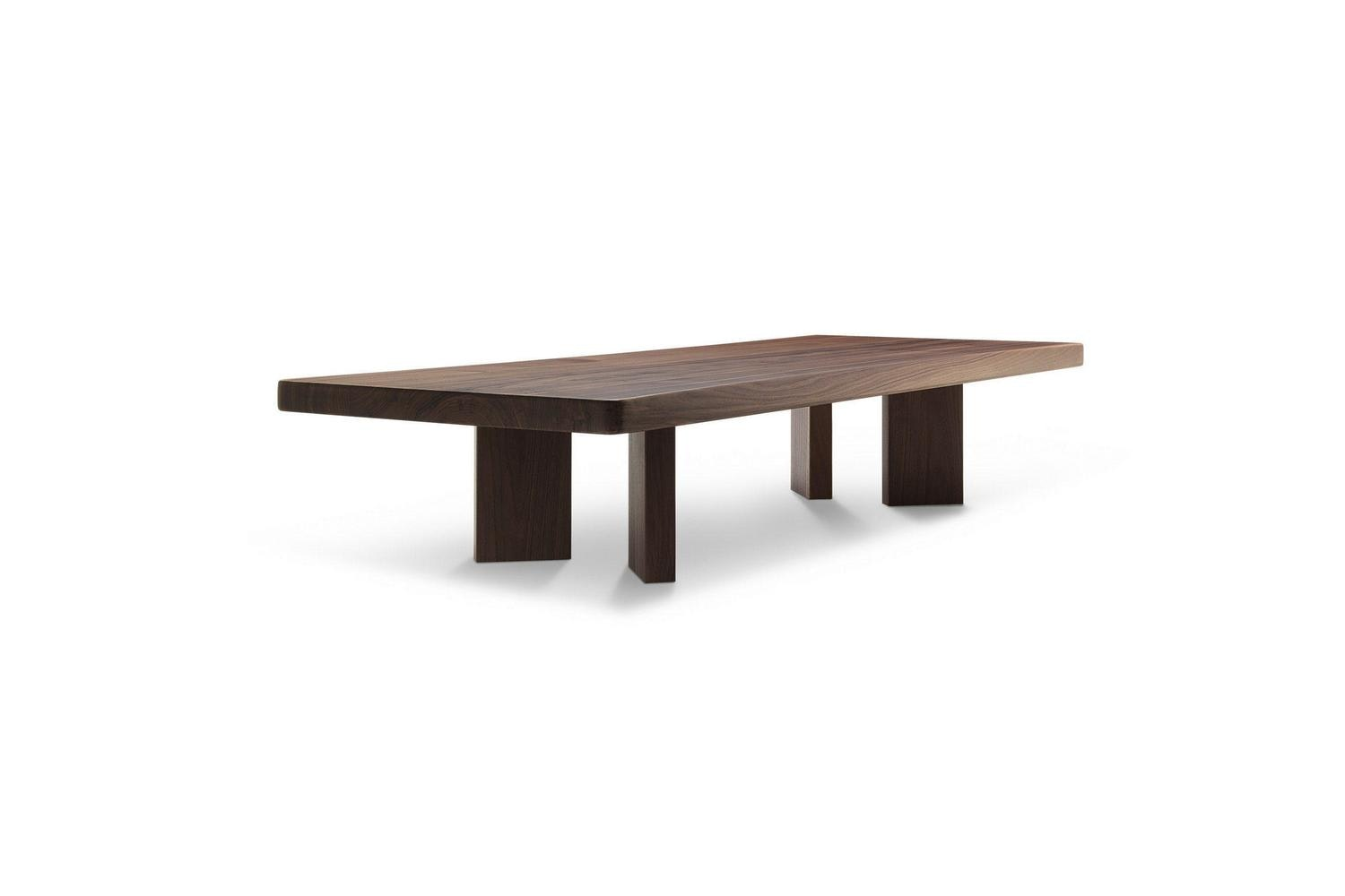 515 Plana Coffee Table by Charlotte Perriand for Cassina