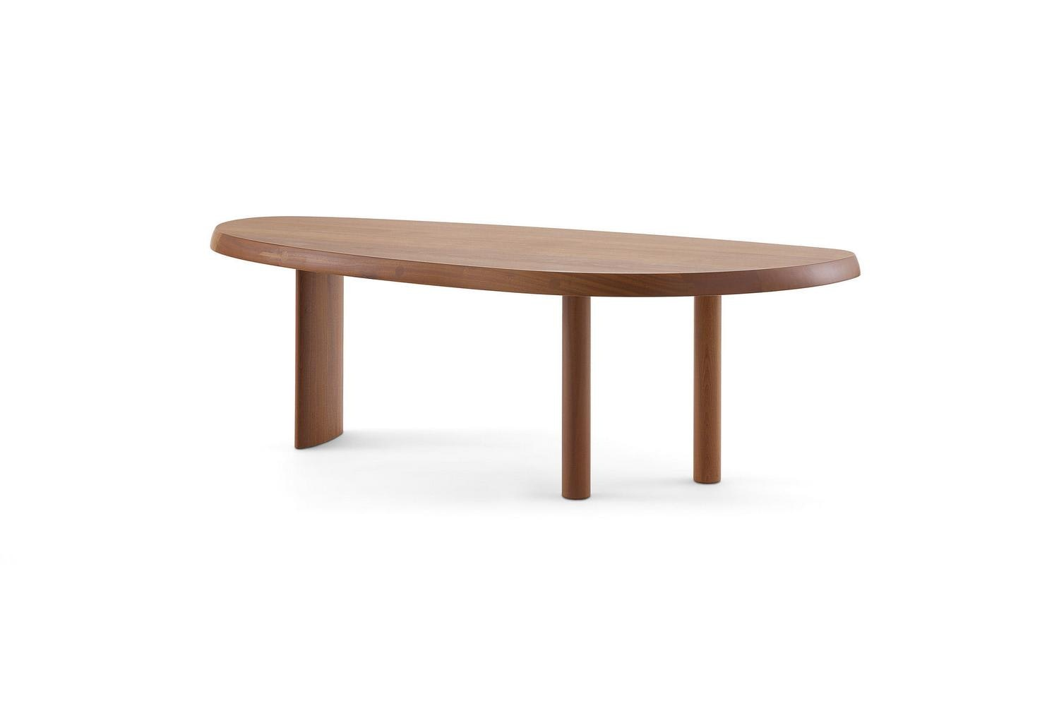 525 Table En Forme Libre by Charlotte Perriand for Cassina
