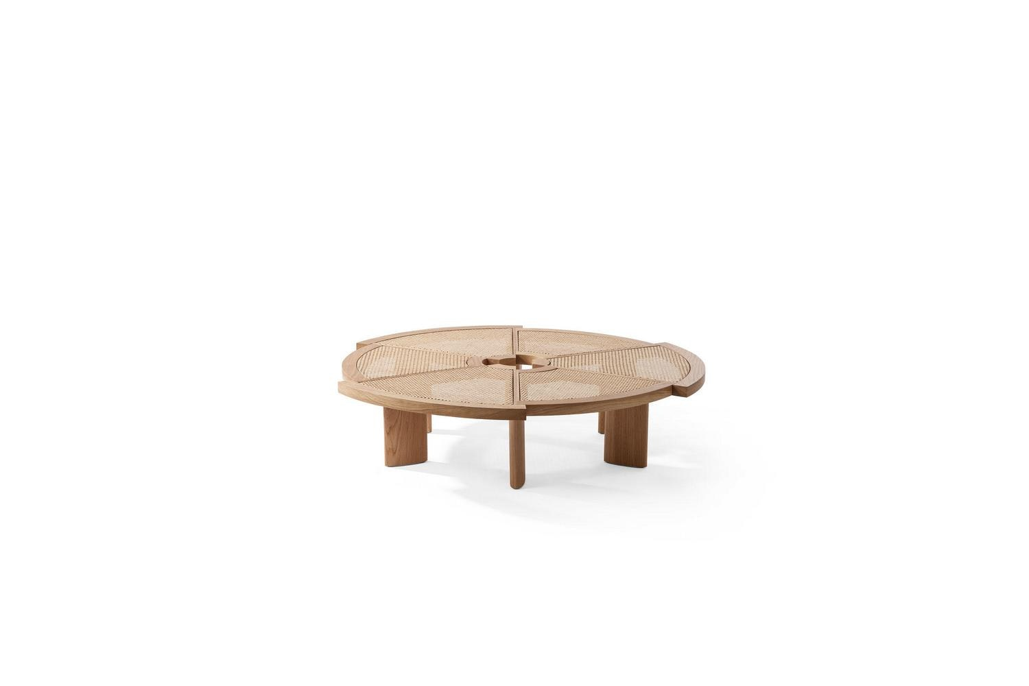 529 Rio Coffee Table by Charlotte Perriand for Cassina