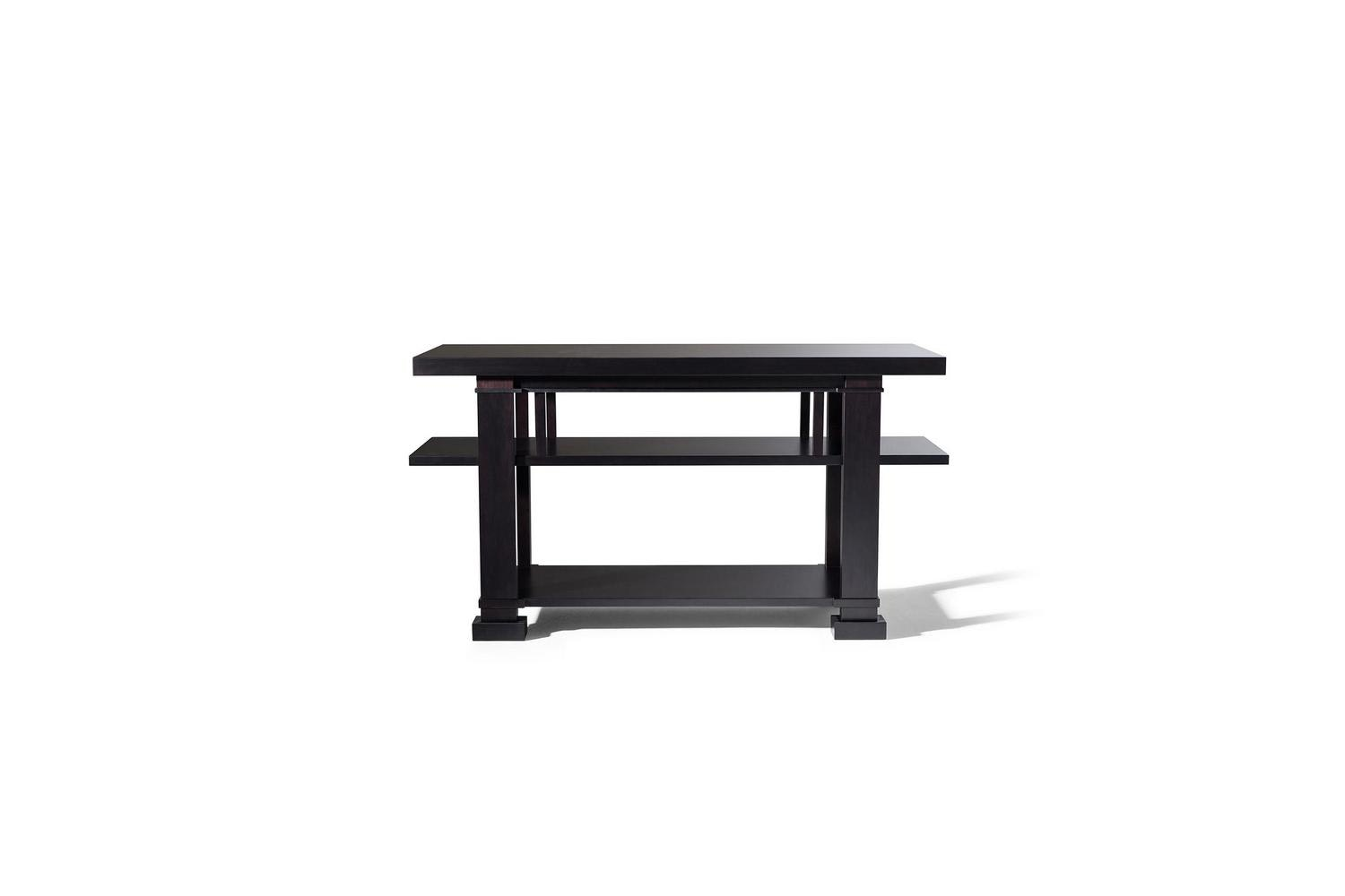 625 Boynton Hall Console Table by Frank Lloyd Wright for Cassina