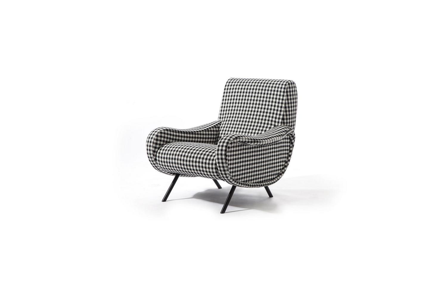 720 Lady Armchair by Marco Zanuso for Cassina